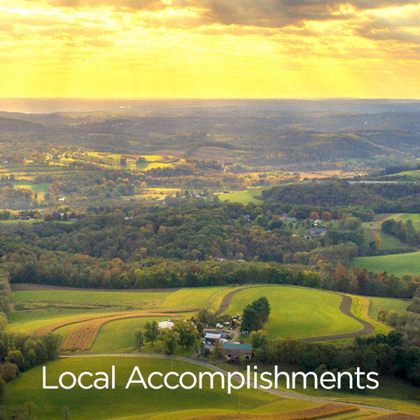 Greater Pittsburgh Chamber of Commerce 2017 Year in Review Local Accomplishments